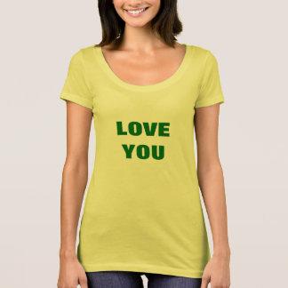 (高周波シリーズ)ワイシャツ愛して下さい Tシャツ