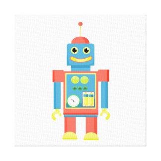 高品質なロボットプリント キャンバスプリント