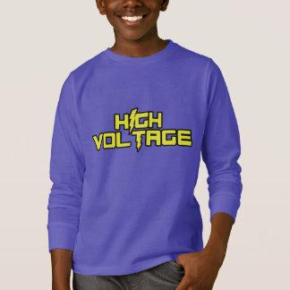 高圧スエットシャツ(紫色) Tシャツ