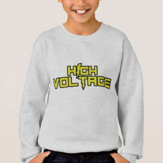 高圧スエットシャツ(薄い灰色) スウェットシャツ