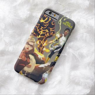 高圧英雄の例 BARELY THERE iPhone 6 ケース