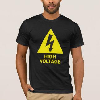 高圧 Tシャツ