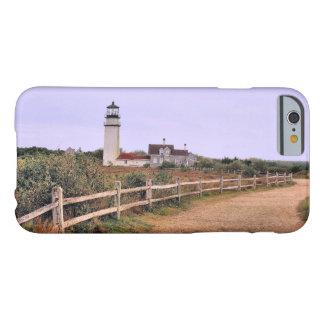 高地の灯台、ケープコッド、マサチューセッツ BARELY THERE iPhone 6 ケース