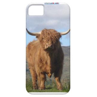 高地のBullの電話カバー iPhone SE/5/5s ケース