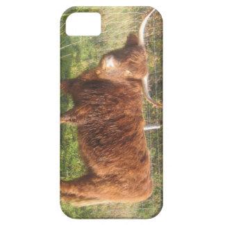高地牛イメージの私phone/iパッドの箱 iPhone SE/5/5s ケース
