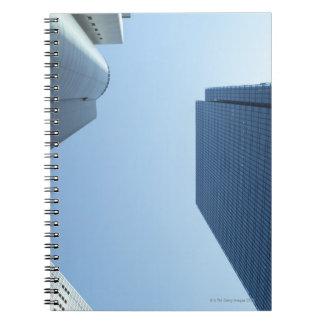 高層ビル ノートブック