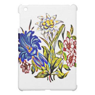 高山の花 iPad MINIカバー