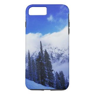 高山のiPhone 7のプラスの場合 iPhone 8 Plus/7 Plusケース