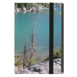 高山湖の荒野 iPad MINI ケース