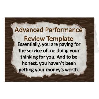 高度の勤務評定の技術 カード