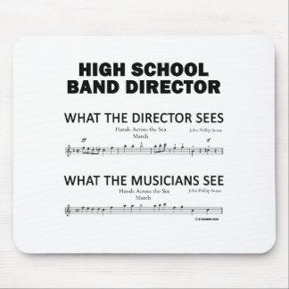 高校のバンドが見る何を マウスパッド
