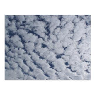 高積雲 ポストカード
