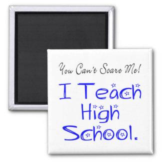 高等学校の先生私をおびえさせることができません マグネット
