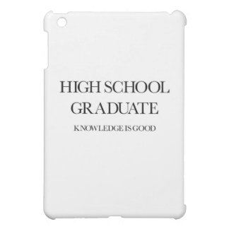 高等学校の卒業生 iPad MINI CASE