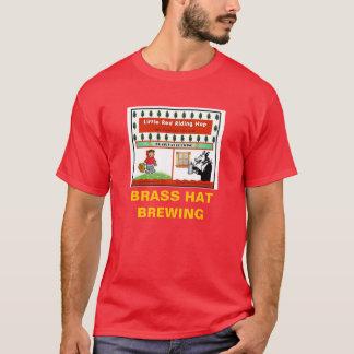 高級将校の醸造のティー#6 Tシャツ