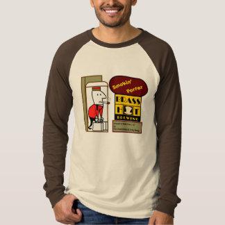 高級将校の長袖のティー#1 Tシャツ