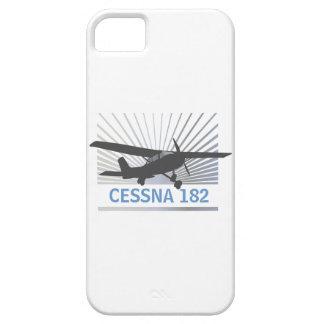高翼の航空機 iPhone SE/5/5s ケース