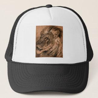 高貴なライオン キャップ