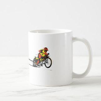 高速自動車道路のマグ コーヒーマグカップ