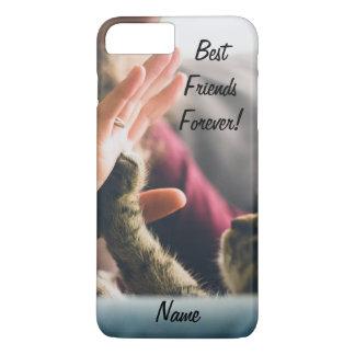 高5猫の足 iPhone 8 PLUS/7 PLUSケース