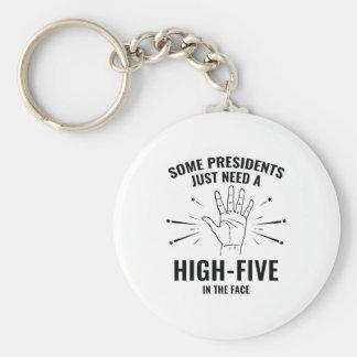 高5 Face大統領 キーホルダー