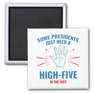 高5 Face大統領 マグネット