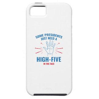 高5 Face大統領 iPhone SE/5/5s ケース