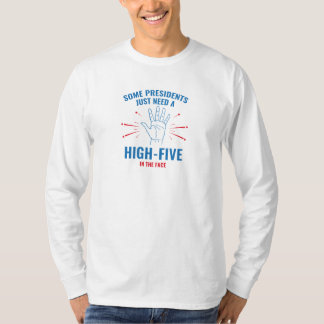 高5 Face大統領 Tシャツ