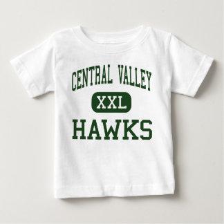 高Central Valley -タカ-はカリフォルニアを蝋布で包みます ベビーTシャツ