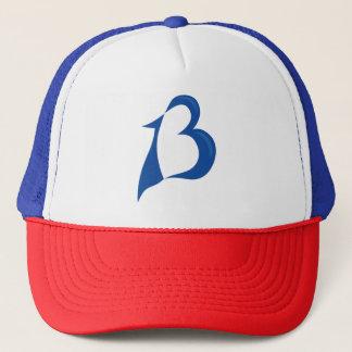 髭があるモルモン教徒-ロゴの帽子 キャップ