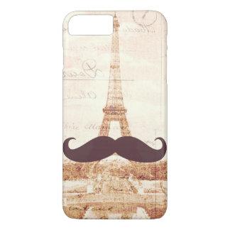 髭のエッフェル塔 iPhone 8 PLUS/7 PLUSケース