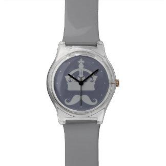 髭のカスタムな腕時計の王 腕時計