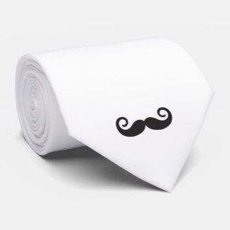 髭のタイ ネクタイ