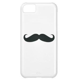 髭のデザイン iPhone5Cケース