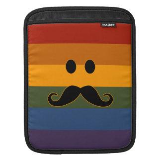 髭のプライドのカスタムなiPadの袖 iPadスリーブ