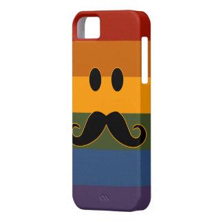 髭のプライドのカスタムなiPhoneの場合 iPhone SE/5/5s ケース