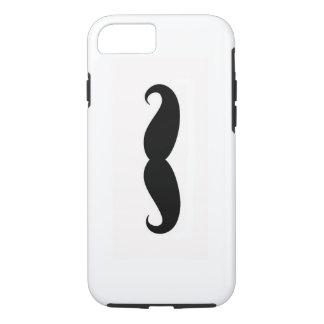 髭の携帯電話の箱 iPhone 8/7ケース