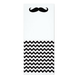 髭の赤ん坊の招待! カード