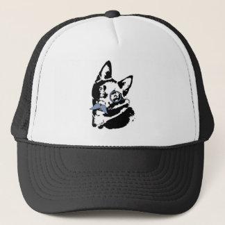 髭を搭載するスキッパーキ犬 キャップ