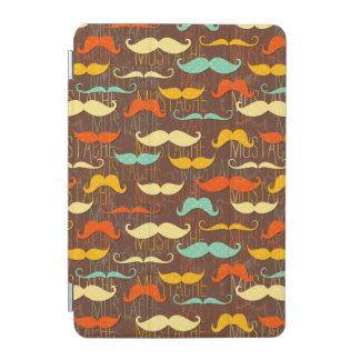髭パターン iPad MINIカバー