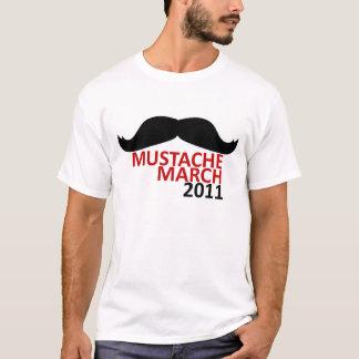 髭2011年3月 Tシャツ