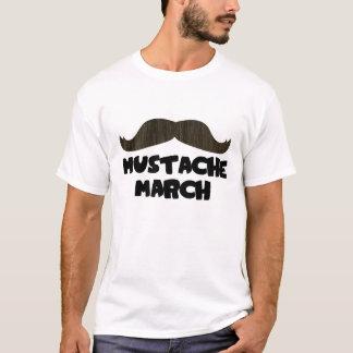 髭3月 Tシャツ