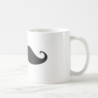 髭 コーヒーマグカップ