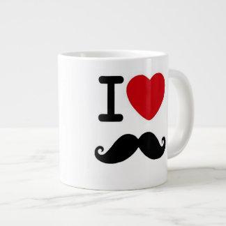 髭I愛mag ジャンボコーヒーマグカップ
