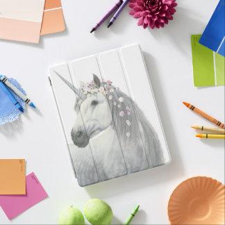 鬣の花との精神のユニコーン iPadスマートカバー