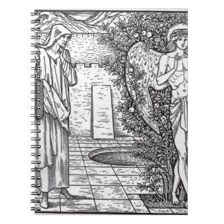 鬼および天使 ノートブック