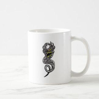 鬼の入れ墨の芸術 コーヒーマグカップ