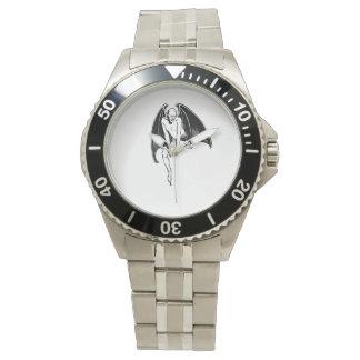 鬼の腕時計 腕時計