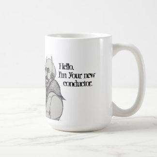 鬼モンスターのコンダクター コーヒーマグカップ
