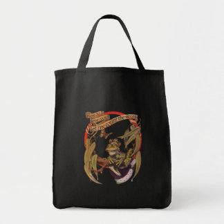 魅了されたカエルの王子トートバック トートバッグ